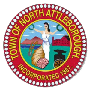 The town seal of North Attleborough, MA