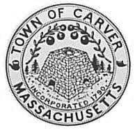 The town seal of Carver, MA
