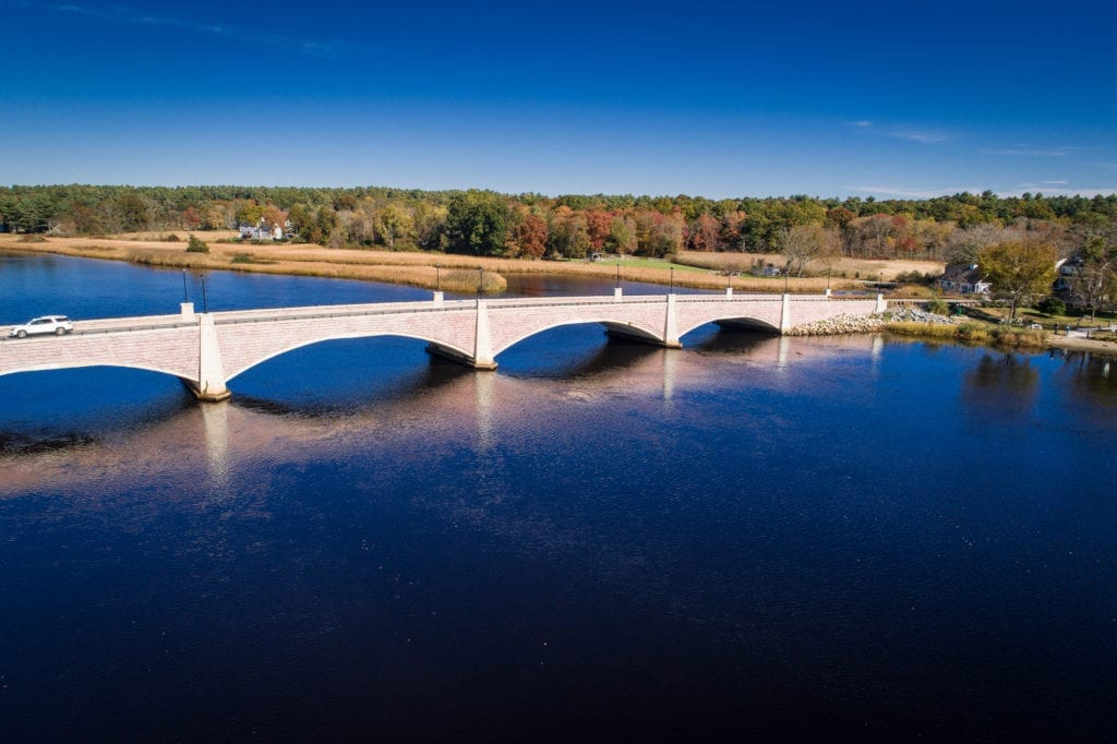 picture of the berkley dighton bridge