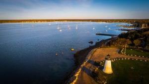 Ned's Point and Mattapoisett Harbor
