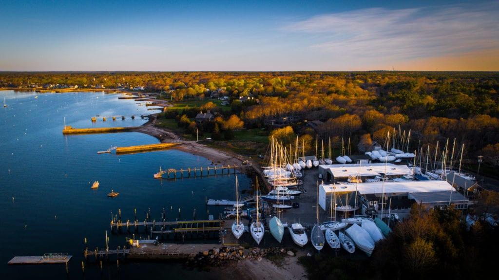 Mattapoisett Harbor.