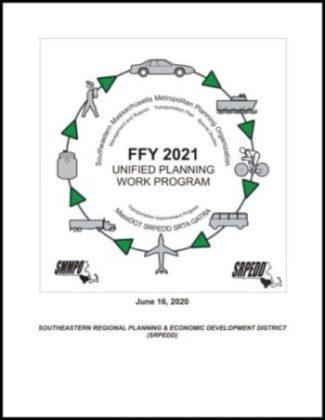 FFY 2021 UPWP - cover2
