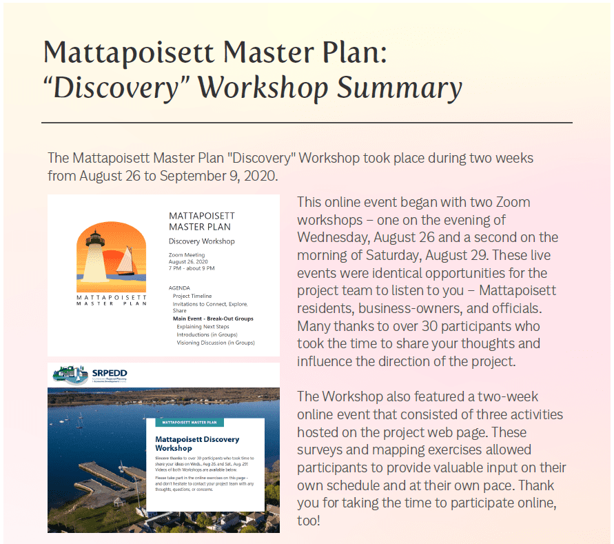 Discovery-Workshop-Summary-Cover-Mattapoisett-MP-102420