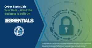 cyber essentials your data