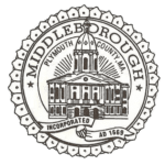 The town seal of Middleborough, MA.
