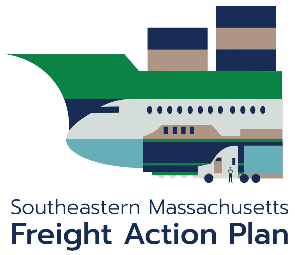 Logo for Southeastern Massachusetts Freight Action Plan