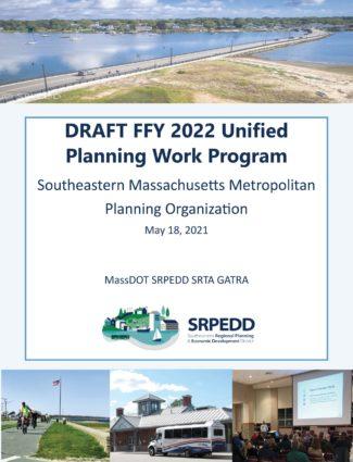 DRAFT FFY 2022 UPWP cover